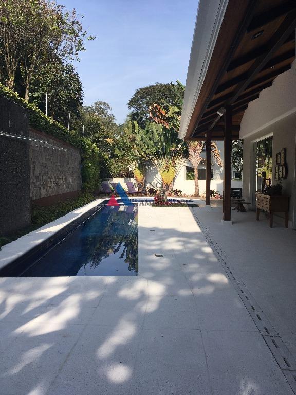 Casa Residencial para locação, Alto da Boa Vista, São Paulo - CA2354.