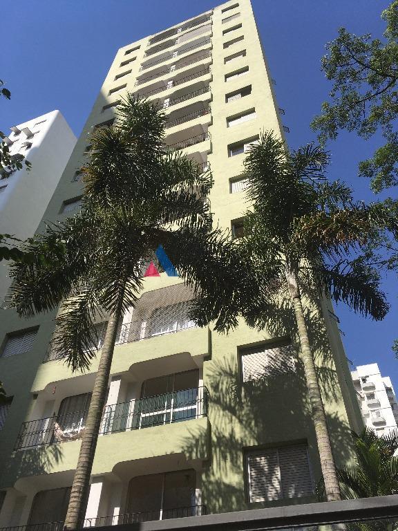 Apartamento residencial para locação, Brooklin Paulista, São Paulo - AP6249.