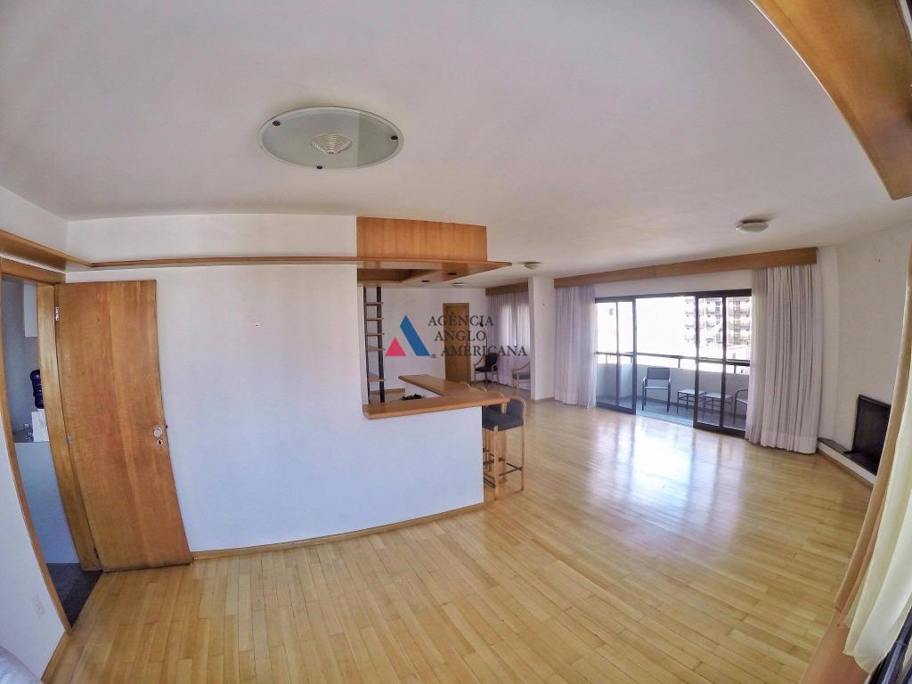 Apartamento Residencial para locação, Itaim Bibi, São Paulo - AP2053.