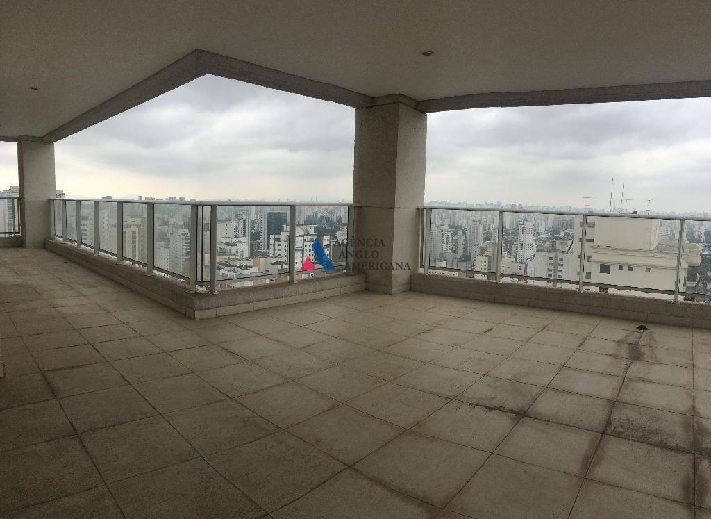 Cobertura residencial à venda, Campo Belo, São Paulo - CO0139.