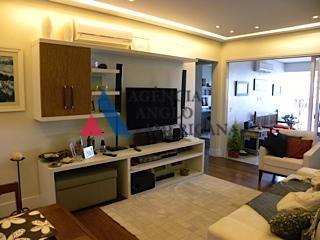 Apartamento Residencial Brooklin, São Paulo - AP2616.