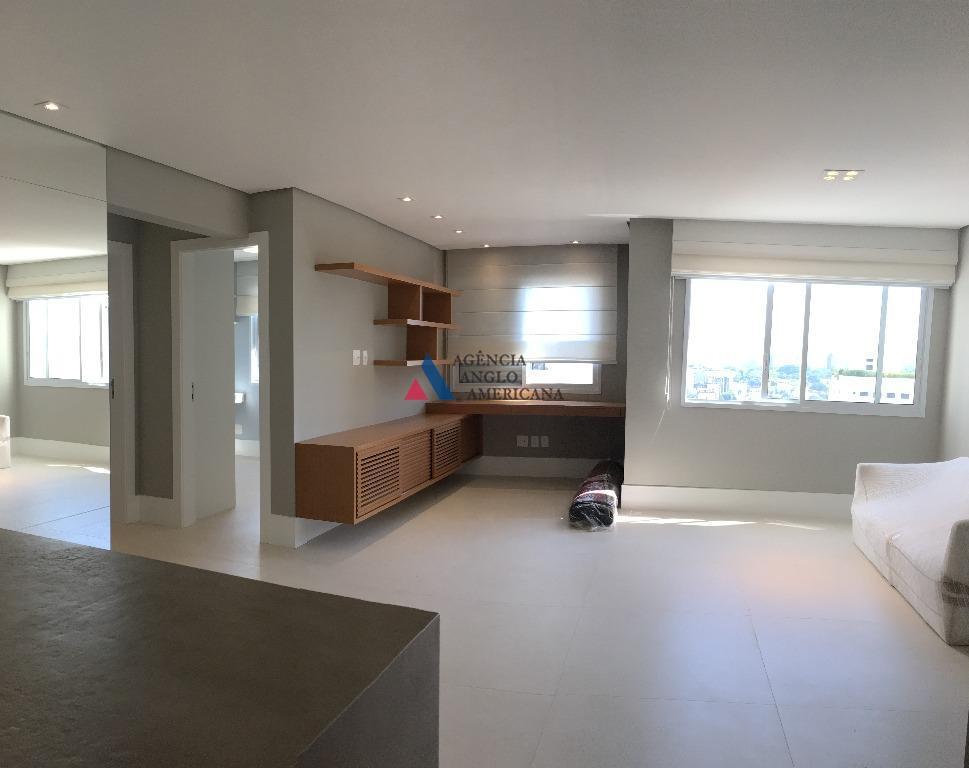 Apartamento locação, Vila Nova Conceição, São Paulo.