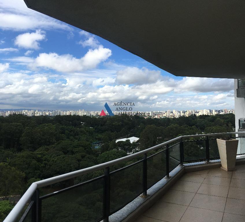 Apartamento para venda e locação, Alto da Boa Vista, São Paulo - AP0638.