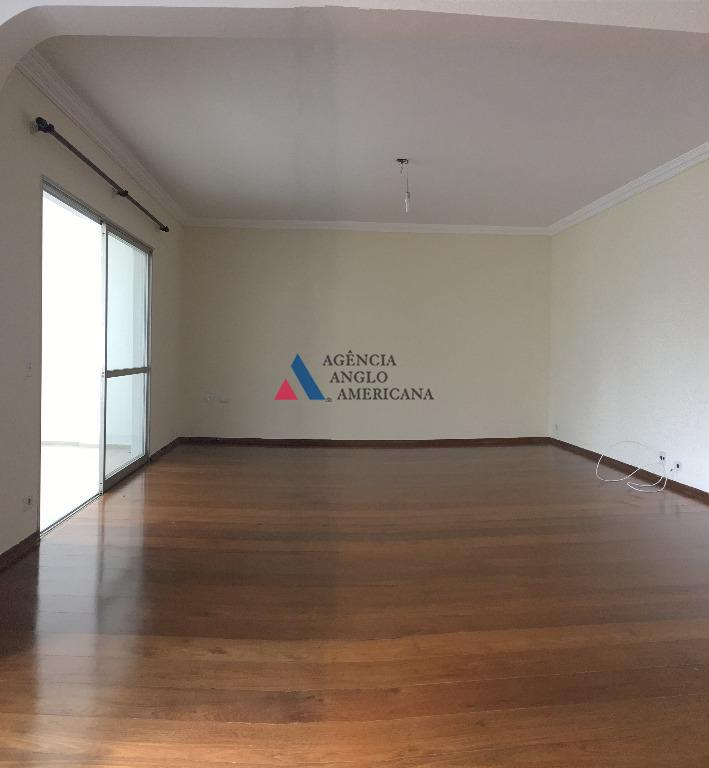 Apartamento Residencial para locação, Campo Belo, São Paulo - AP6653.