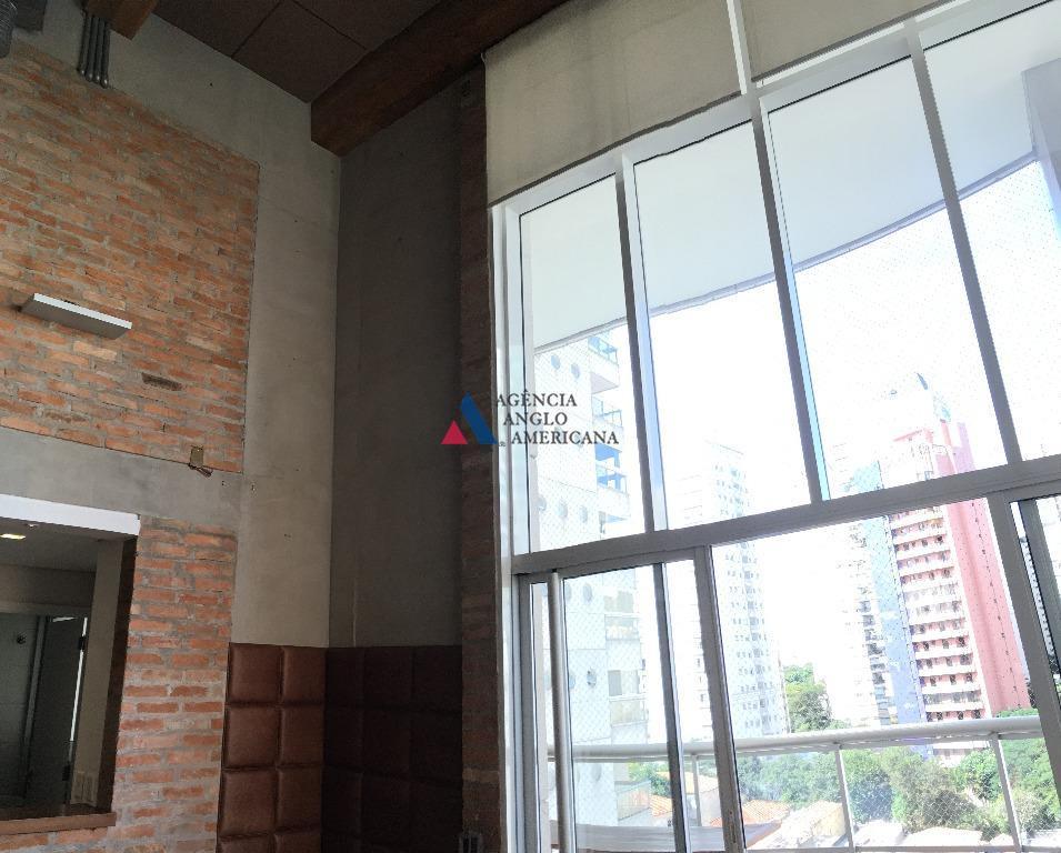 Apartamento residencial para venda e locação, Vila Nova Conceição, São Paulo.