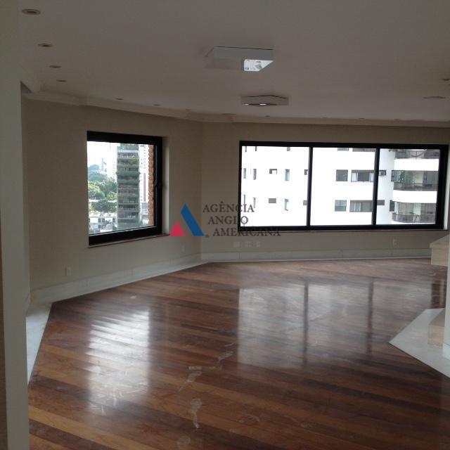 Apartamento Residencial para locação, Jardins, São Paulo - AP5291.
