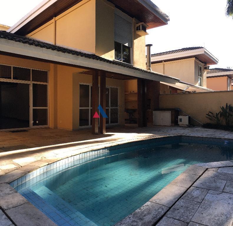 Casa Residencial para locação, Santo Amaro, São Paulo - CA0332.