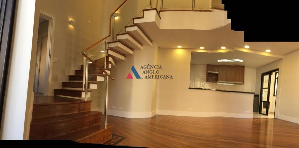 Apartamento residencial para locação, Vila Nova Conceição, São Paulo - AP0427.