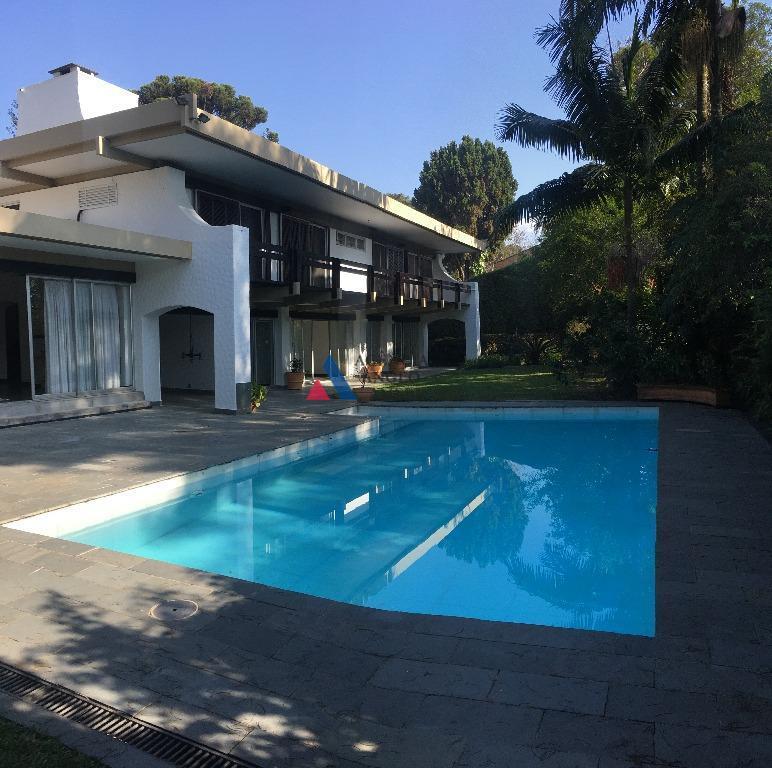 Casa em condomínio para venda ou locação, Alto da Boa Vista, São Paulo - CA1100.