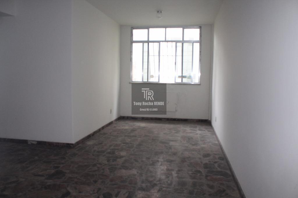 3 Dormitórios com 122m², na Quadra da Praia - Icaraí