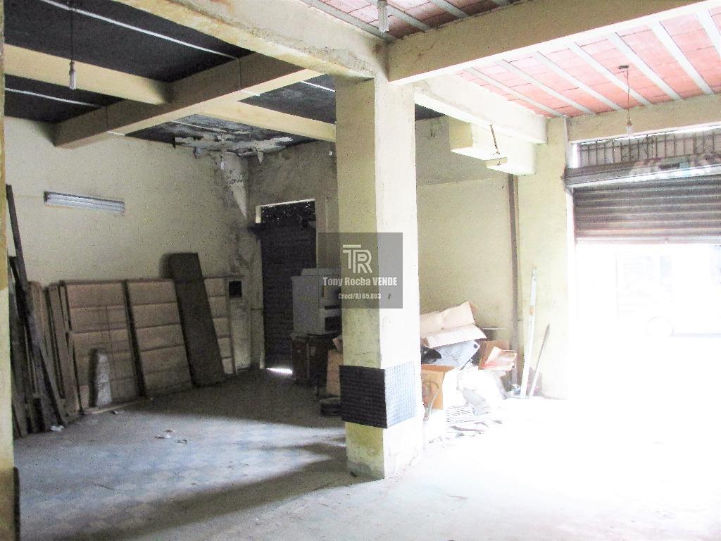 tony rocha vende: excelente galpão no barreto, zona norte da cidade de niterói. galpão com 400m²...