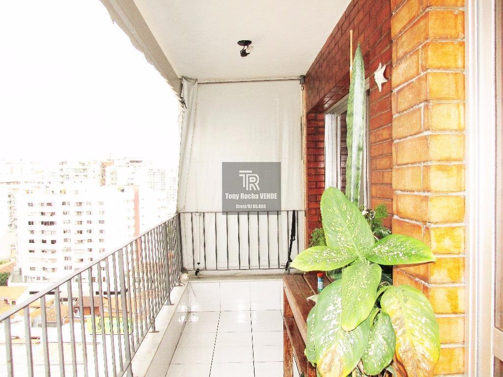 AMPLO 2 Quartos, Salão, Varanda, Garagem e Suíte - Jardim Icaraí