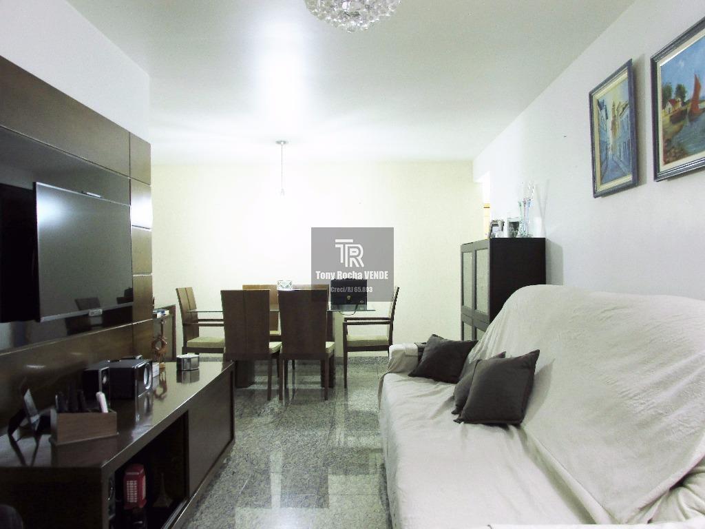 QUARTIER ABEL 2 Quartos, Garagem, Varanda, DCE e Lazer Completo - Jardim Icaraí