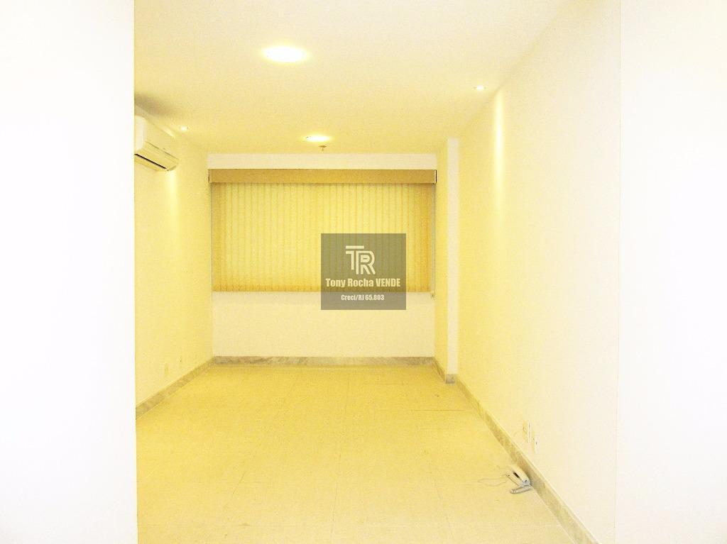 CENTER OFFICES Excelente sala com Split - Centro