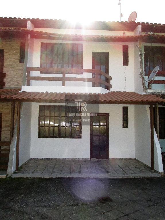 Casa em Condominio, 2 Quartos, Suíte, Vaga e Lazer - Barroco