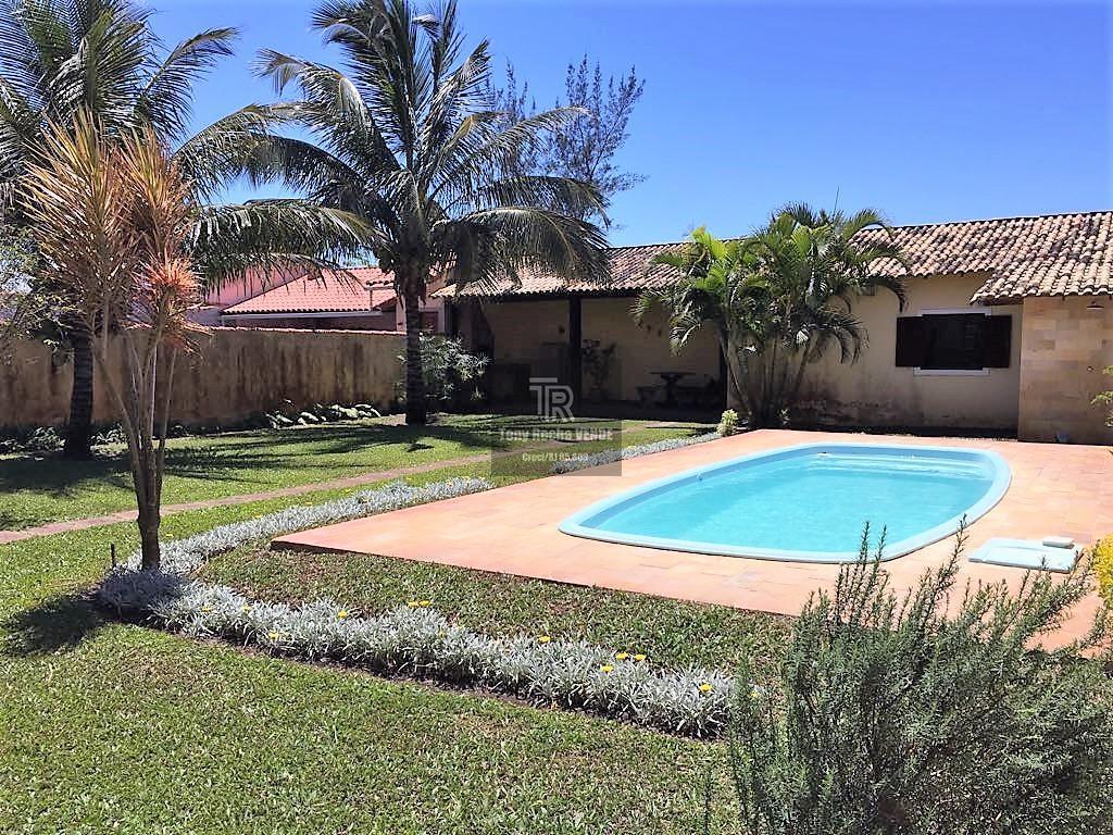 MARAVILHOSA Casa 3 Quartos, Suíte, Piscina e Churrasqueira - Unamar
