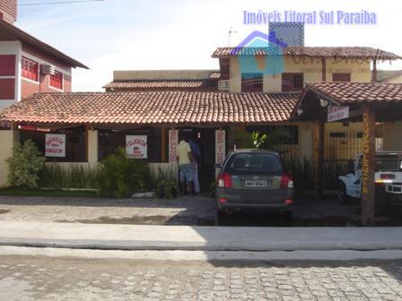 Pousada Residencial à venda, Praia de Carapibus, Conde - PO0003.