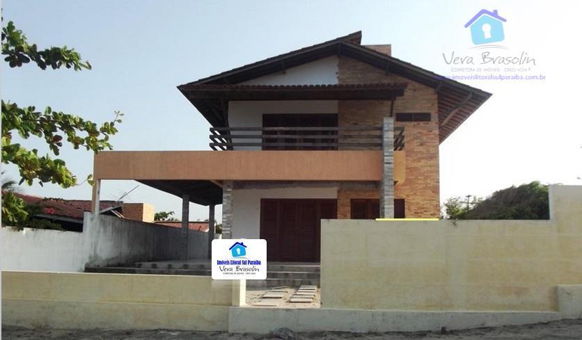 Casa vista mar permanente, Tabatinga, Conde.