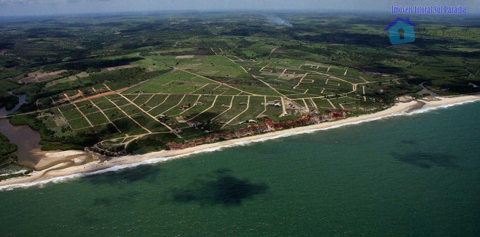 Vista para o mar - Praia Bela, Pitimbú.