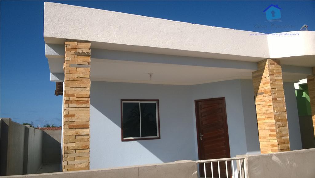 Casa facilitada em Praia de Carapibus, Conde.