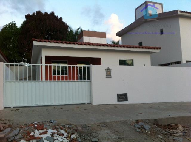 Casa com piscina e churrasqueira perto da Praia de Gramame-Conde