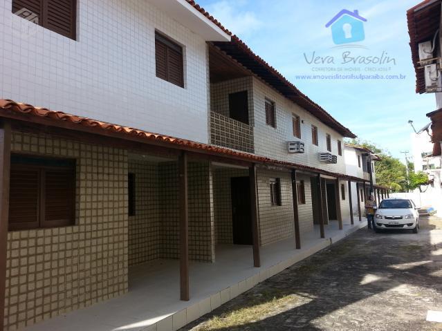 Apartamento residencial à venda, Praia de Carapibus, Conde - AP0052.