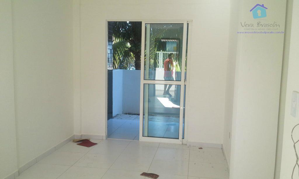 ótimo apartamento na praia do amor, medindo 58m² de área construída, contendo terraço, 01 sala, cozinha,...