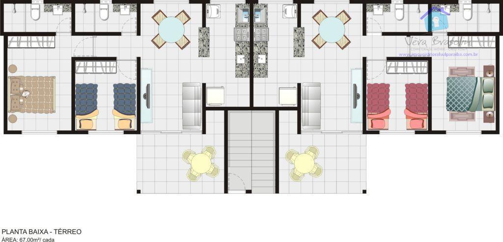lindos apartamentos com 02 quartos sendo 1 suíte, sala para 2 ambientes, copa cozinha, w.c social,...