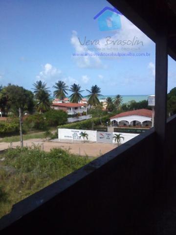 Oportunidade! Repasse, apartamento a 120 metros da praia, centro de Jacumã