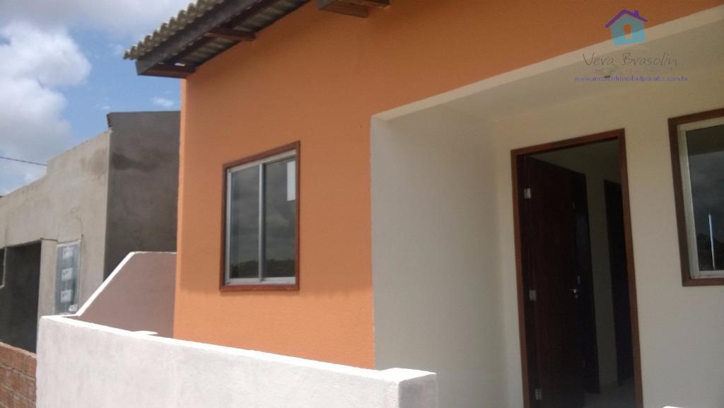 Revenda de Casa Pronta em Carapibus - R$ 92.000,00 - APROVEITE