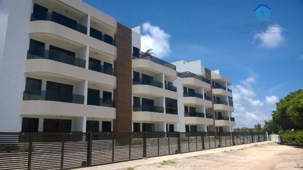 Apartamento a 60 metros da Praia de Tabatinga