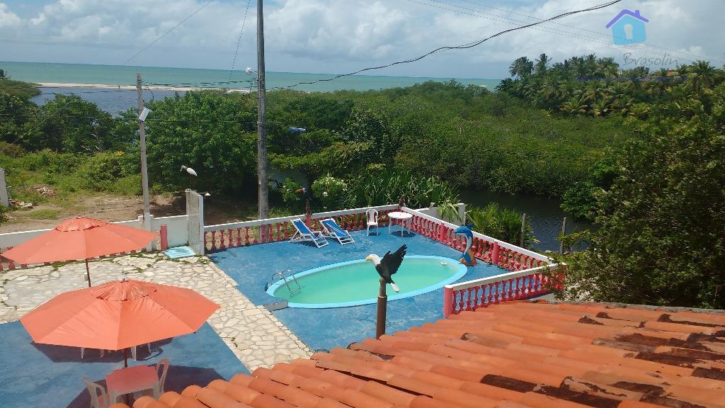 Pousada à venda, Tabatinga, 8 suites Conde - PO0014.