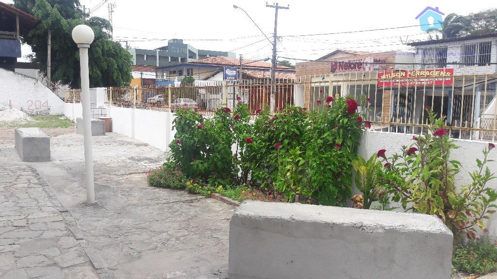 apartamento centro de jacumã, próximo de todo comercio, contendo 02 quartos com varanda, sala, cozinha, wc...