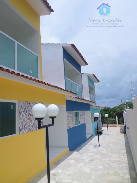 Apartamentos Duplex - Área de lazer privativa -  VISTA PARA O MAR!