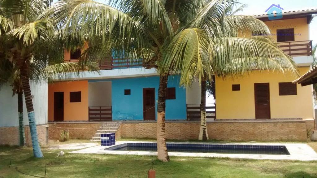 Pousada comercial à venda, Praia do Amor, Conde.