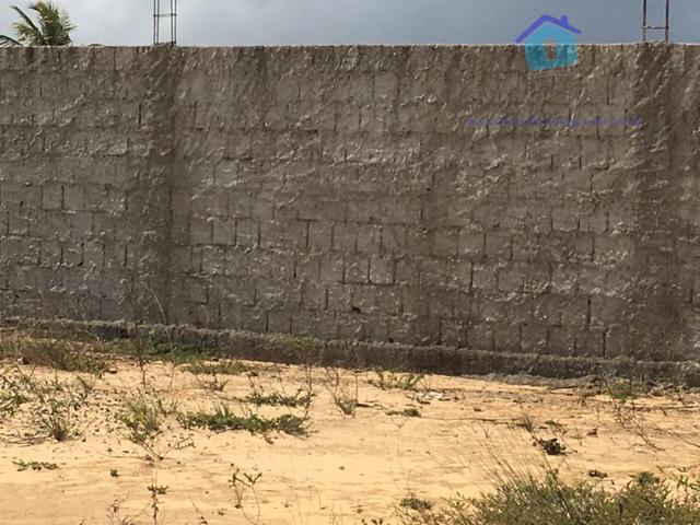 vendo excelente lote 12x25, 300m², plano, nascente, um lado já murado, com energia, local bem habitado,...