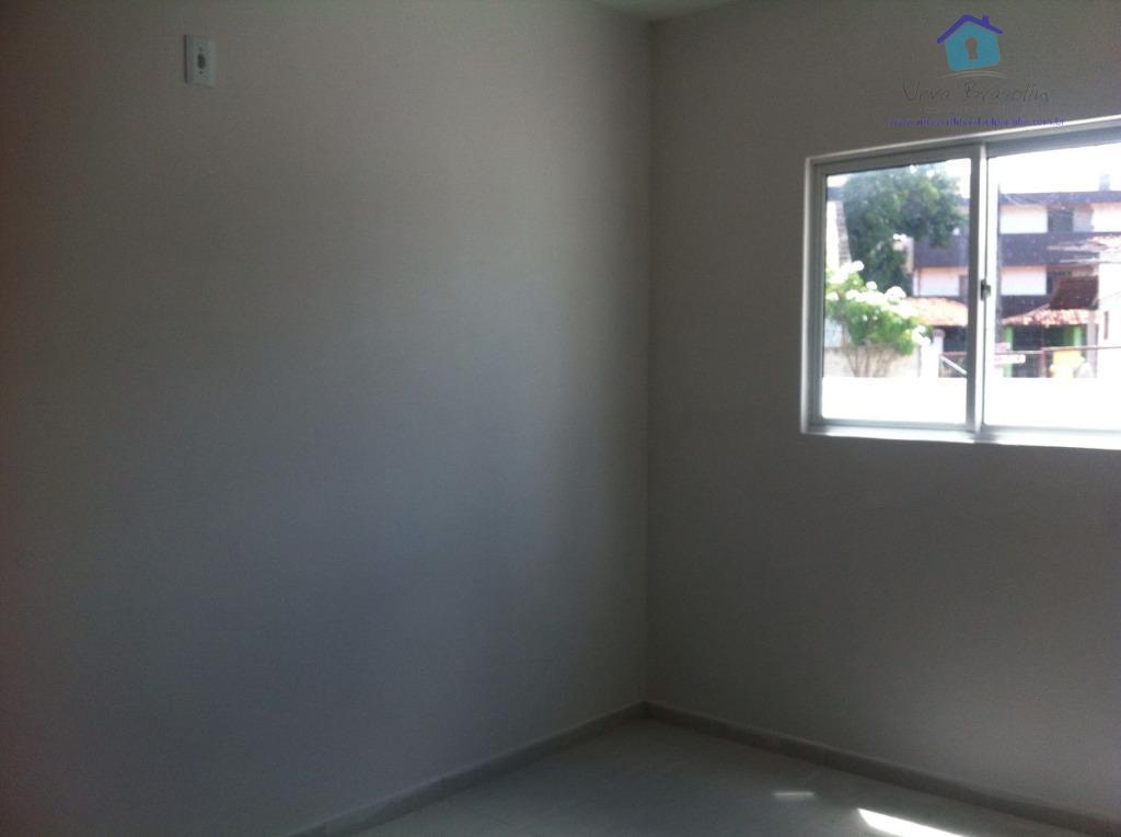 casa pra alugar a 600m da praia de carapibus - conde.imóvel novo, com sala ampla, cozinha,banheiro...