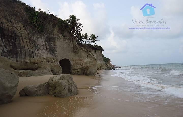 Terreno com linda vista para Praia de Jacumã - Conde - PB