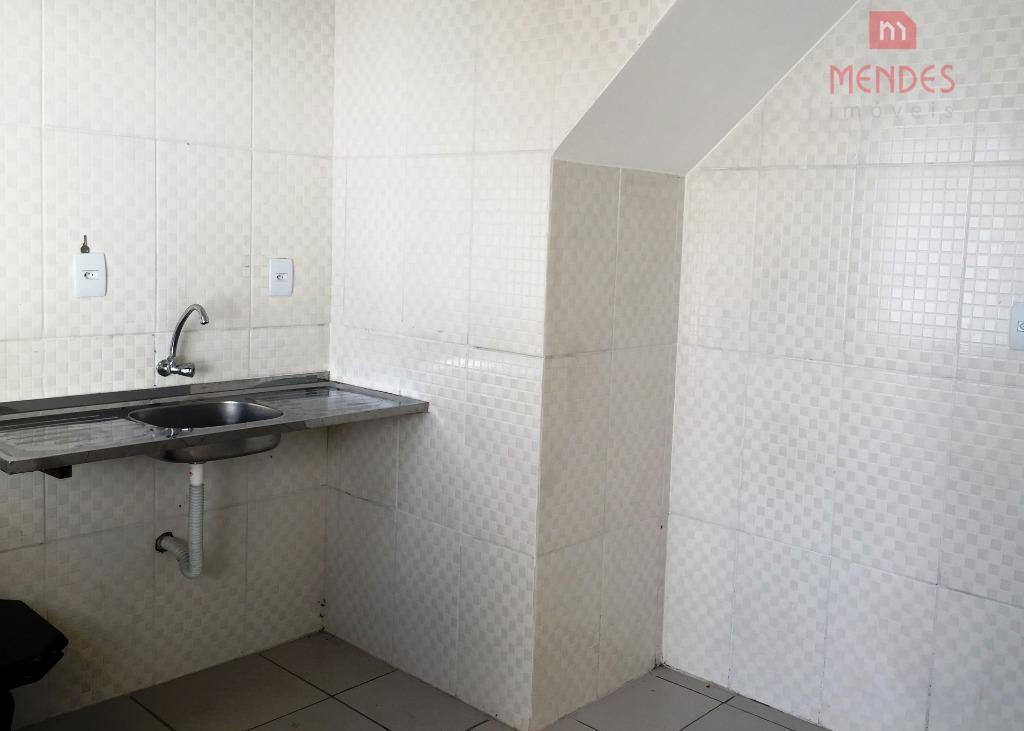 sobrado residencial nascente (so0423)documentação ok para financiamento e utilização do fundo de garantia.sobrado com 02 dormitórios,...