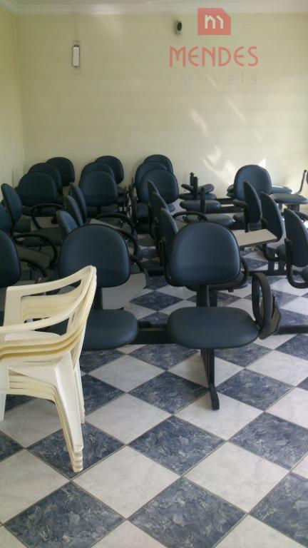 prédio comercial para locação ou venda - parque do carmo:excelente oportunidade para clínica médica.- total de...