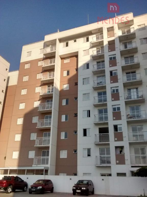 Apartamento com 2 dormitórios à venda, 41 m² por R$ 250.000 - Jardim Nove de Julho - São Paulo/SP