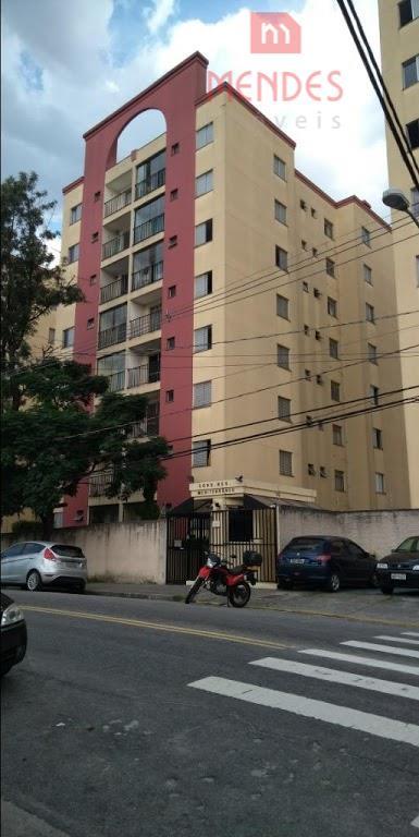 Apartamento com 2 dormitórios à venda, 52 m² por R$ 280.000 - Jardim Norma - São Paulo/SP