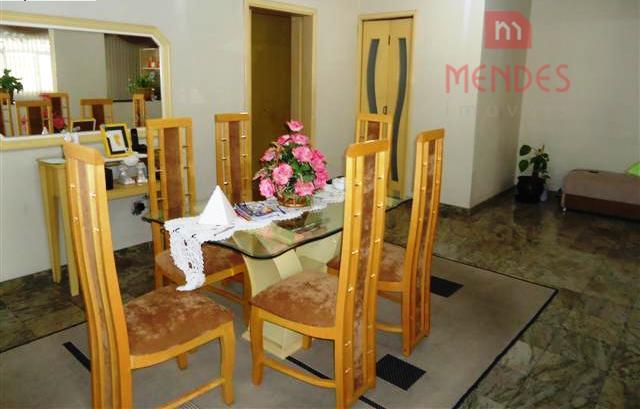 excelente localização.03 dormitórios, 02 suites, sala p/02 ambientes, cozinha com armários planejados, despensa, wc, lavabo, lavanderia,...