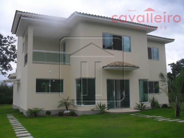 Casa residencial à venda, Ubatiba, Maricá - CA0277.