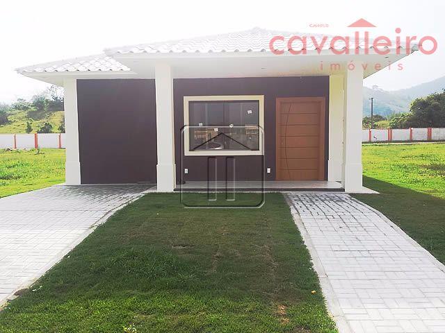 Casa residencial à venda, Caxito, Maricá - CA0881.