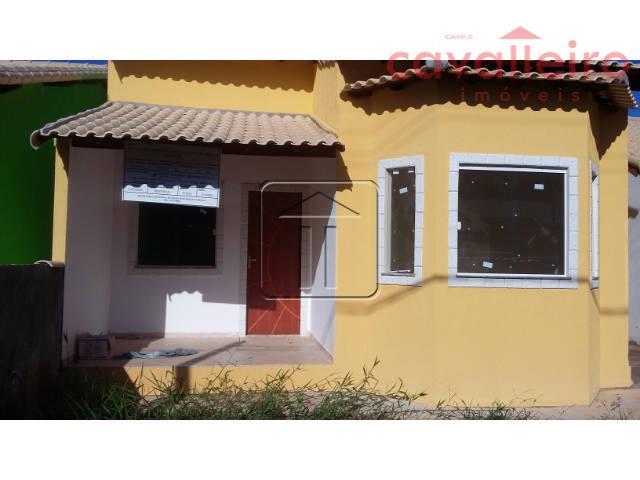 Casa residencial à venda, São José Do Imbassaí, Maricá - CA1390.