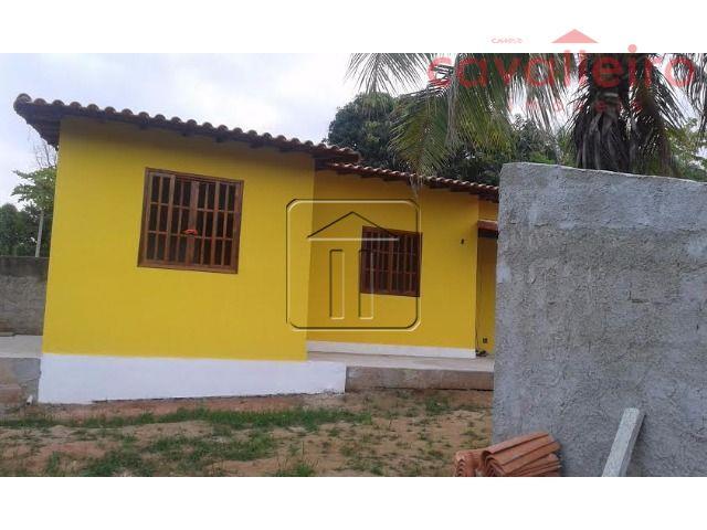 Casa residencial à venda, São José Do Imbassaí, Maricá - CA0905.