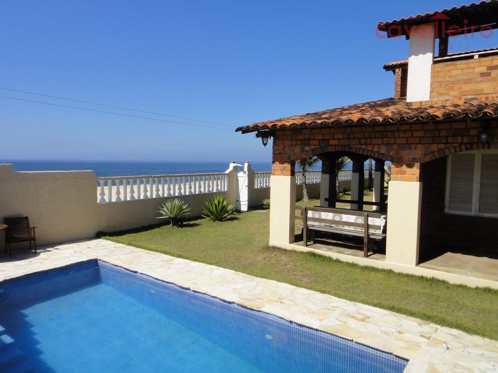 Casa  residencial à venda, Guaratiba Frente a Praia