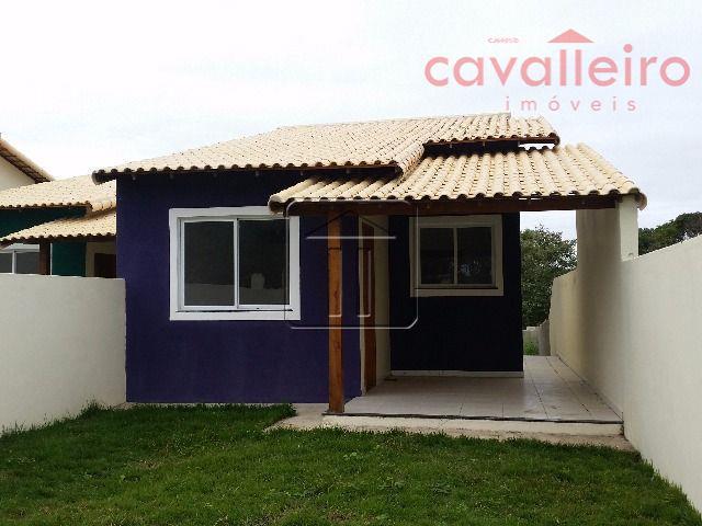 Casa residencial à venda, São José Do Imbassaí, Maricá - CA0887.