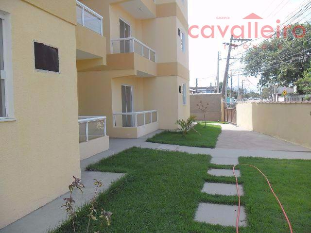 Apartamento residencial à venda, Mumbuca, Maricá - AP0046.